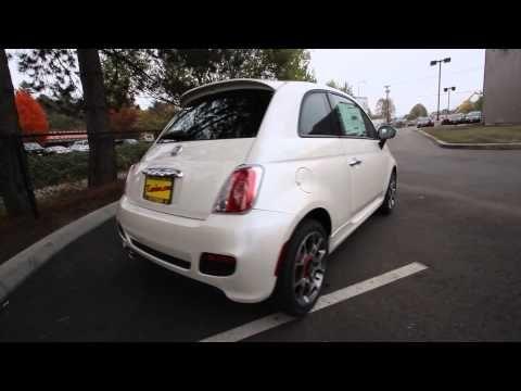 DT750490 | 2013 Fiat 500 Sport | Rairdon's FIAT of Kirkland | White