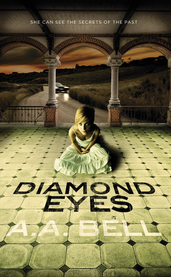 Hang on to your popcorn! This is the Critically acclaimed multi-Award Winning Diamond Eyes, which kick-started the now-famous trilogy about that girl who sees through Time. Buy with discounts at Amazon: http://amzn.to/TFbmcI