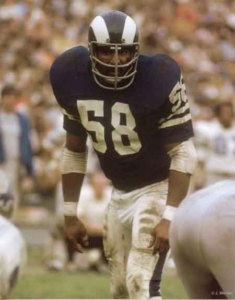 Isiah Robertson - Los Angeles Rams