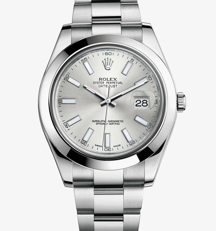 Rolex Datejust II Watch - Rolex Timeless Luxury Watches