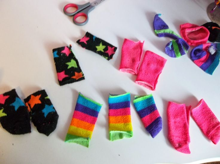 American Girl Place: Doll sock tutorial!!!