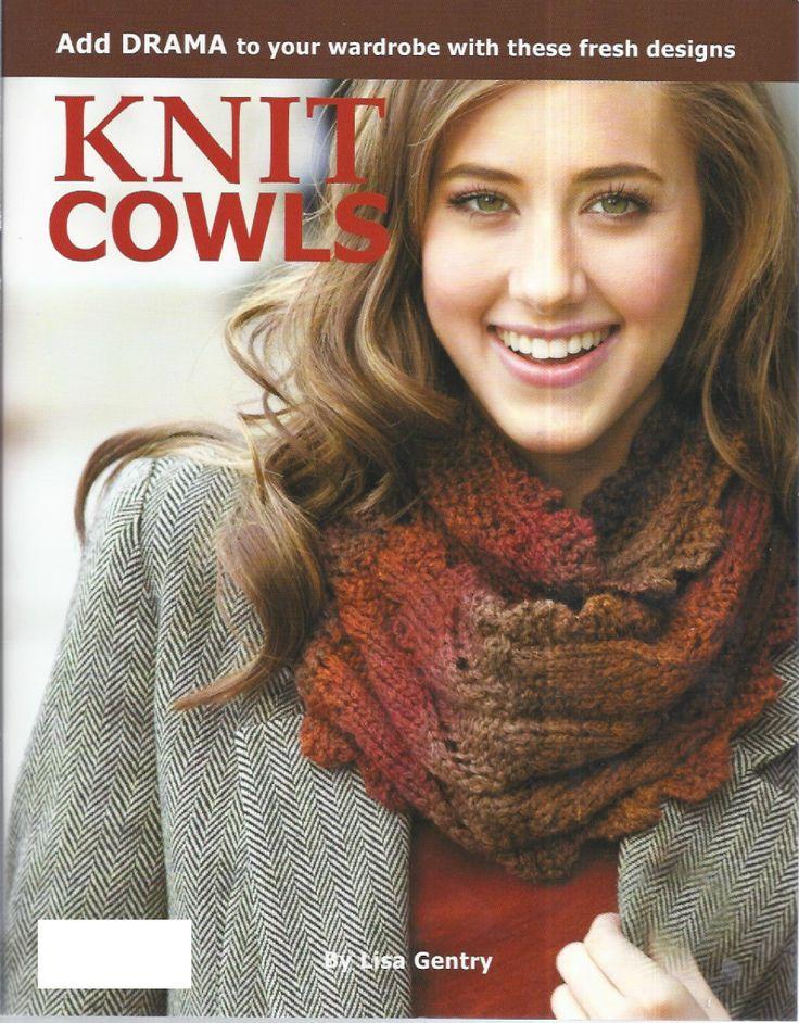 Knit Cowls围巾 - 沫羽 - 沫羽编织后花园