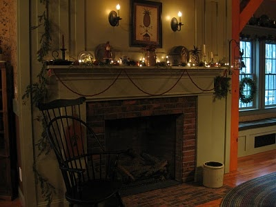 79 best COUNTRY, COLONIAL, FIREPLACE MANTLES images on Pinterest ...