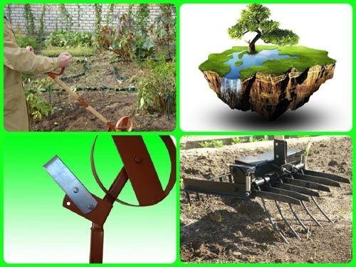 Инструменты нового поколения для огорода