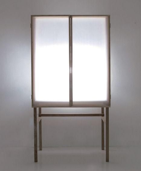 Displayaway le cabinet mise en valeur par Stine Knudsen Aas   Blog Esprit-Design : Blog Design & Project & Inspiration