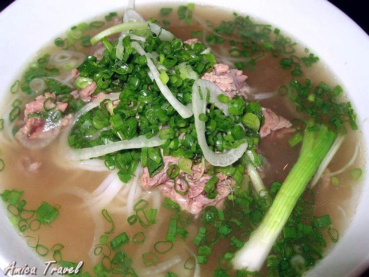 La soupe Pho de Hanoi