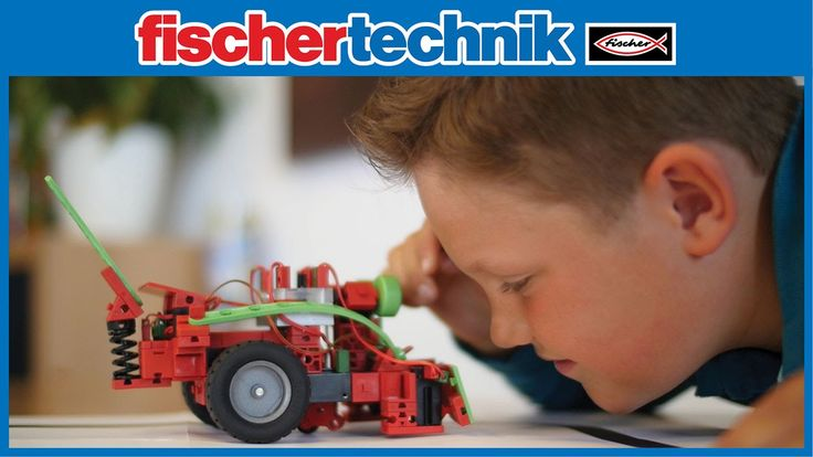 fischertechnik ROBOTICS Mini Bots -533876- product video