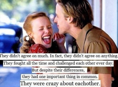 The Notebook.. Love it..Story of my life :)