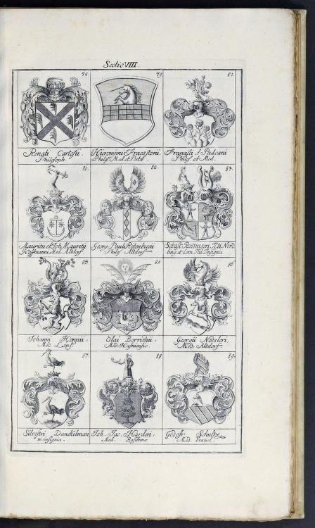 Pinacotheca insignium : quibus academiae per un...