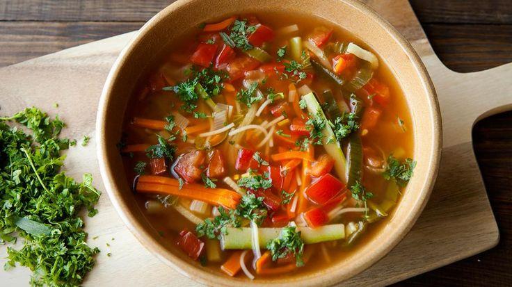 Themaweek: smakelijke soepen voor elke dag! | VTM Koken