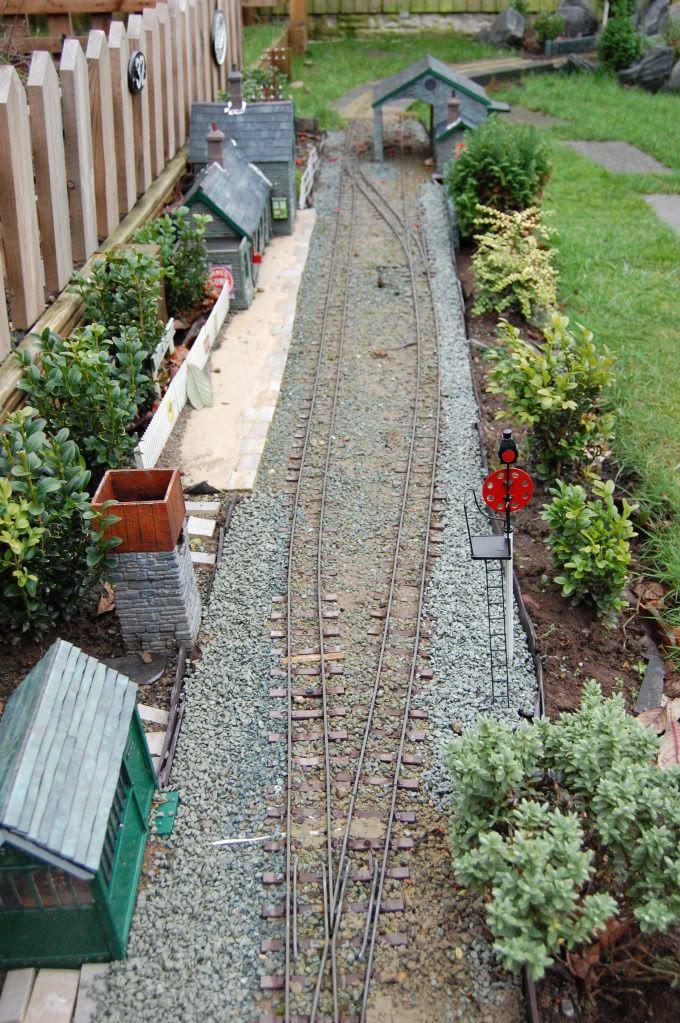 Garden Railway Forum :: Sherwood Oaks Light Railway One More Detail I Must  Have (