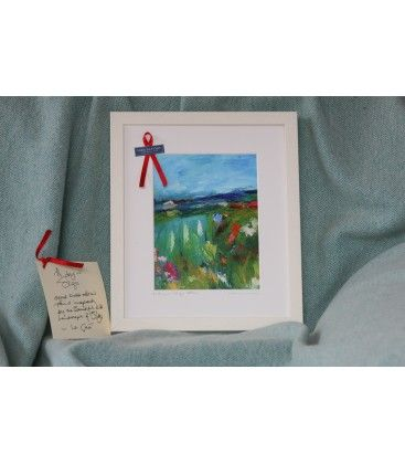 A Day In Sligo. Limited Edition Signed Art Print