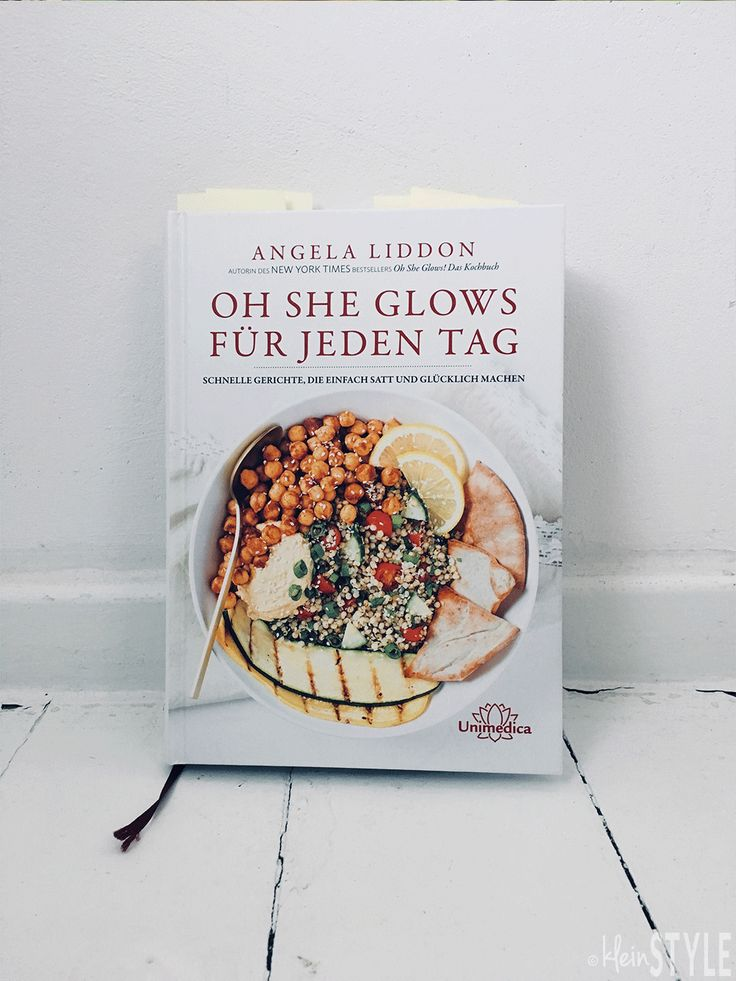 Food Love : Oh She Glows {Kochbuch – Tipp inkl. Rezept} | http://kleinstyle.com/2017/11/07/food-love-friday-oh-she-glows-buchtipp-inkl-rezpt/