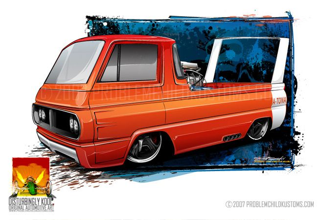 Dodge Concept: Cars Toon, Foo Sketch, Foo Cars, Sketch Photo, Chips Foose, Cars Art, Automotive Illustrations, Cars Stuff, Automotive Design