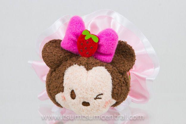Minnie Mouse (Hong Kong Disneyland 2016 Tsum Tsum Fun Fair) at Tsum Tsum Central