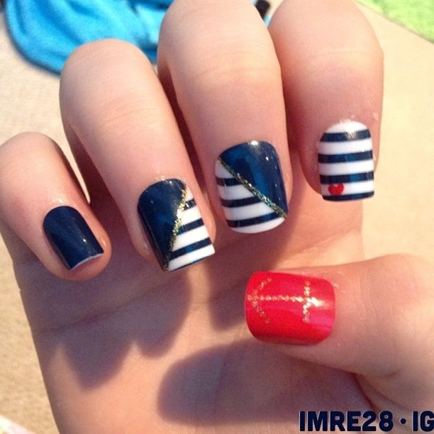 Nails Style Sailor
