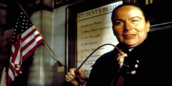 Tough Hollywood Teachers Who Would Scare Any Kid Straight   Miss Trunchbull - Matilda #movies #moviereviews #moviesuggestions #movierecap #hollywoodteachers visit likeflix.com