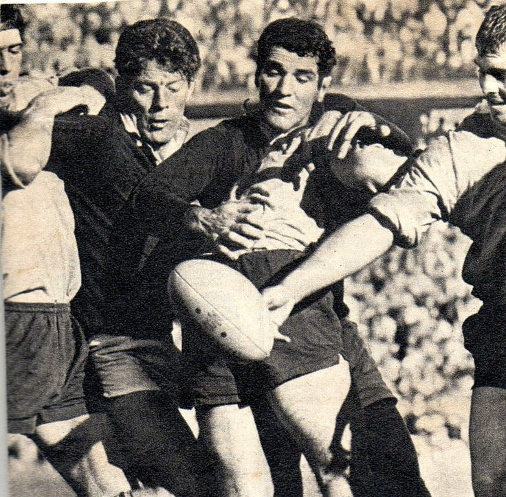 Jan Ellis & Piet Greyling - van die beste flanke ooit (my mening) - (Mclook rugby collection)