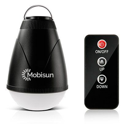 Mobisun Waterdichte Outdoor USB Lamp LED   Mobisun