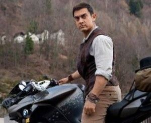 role of amir khan in dhoom 3 movie