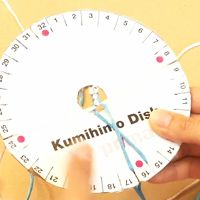 Tuto Kumihimo 4 brins en français