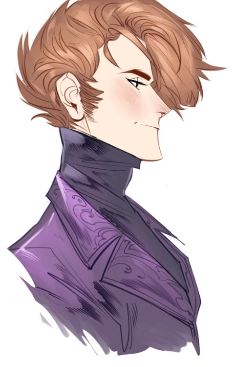 Abel, one of Maximilian's and Elain's friends.