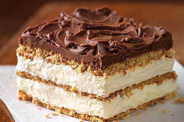Chocolate Eclair Cake Calories