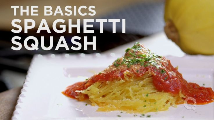 Spaghetti squash is a great tasting healthy alternative to pasta! It contains no carbs, it's low in calories and a good source of calcium and potassium, and it's super easy to make! This video shows you how to cook spaghetti squash using three different methods - in the oven, microwave, and pressure cooker.