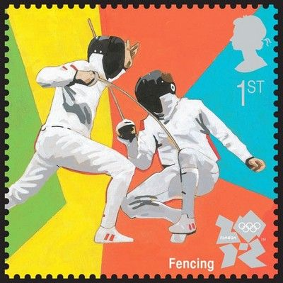 Fencing! I even won a ribbon once upon a time-----En Garde!