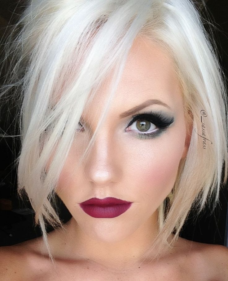 282 Best Makyaj Images On Pinterest Beauty Makeup Hair Dos And