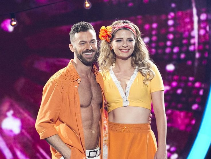 Mischa Barton is hoping she can put her bad week on DWTS behind her