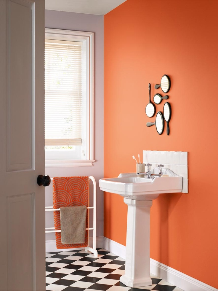 Best Wall Paint For Bathroom: 43 Best Images About Crown Paint I Have Styled On