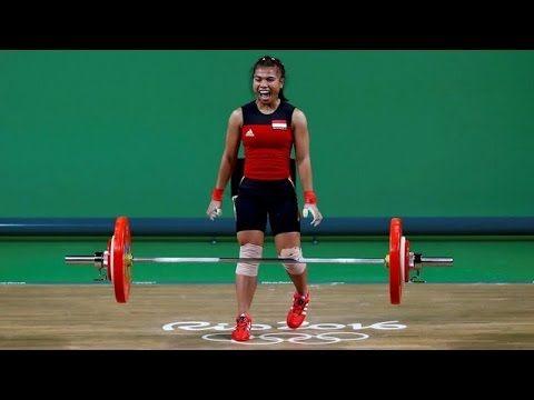 Olimpiade Rio - Sri Wahyuni Harumkan Indonesia Rebut Medali Pertama Indo...