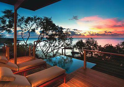 Lizard Island, Australia. I want to live here!