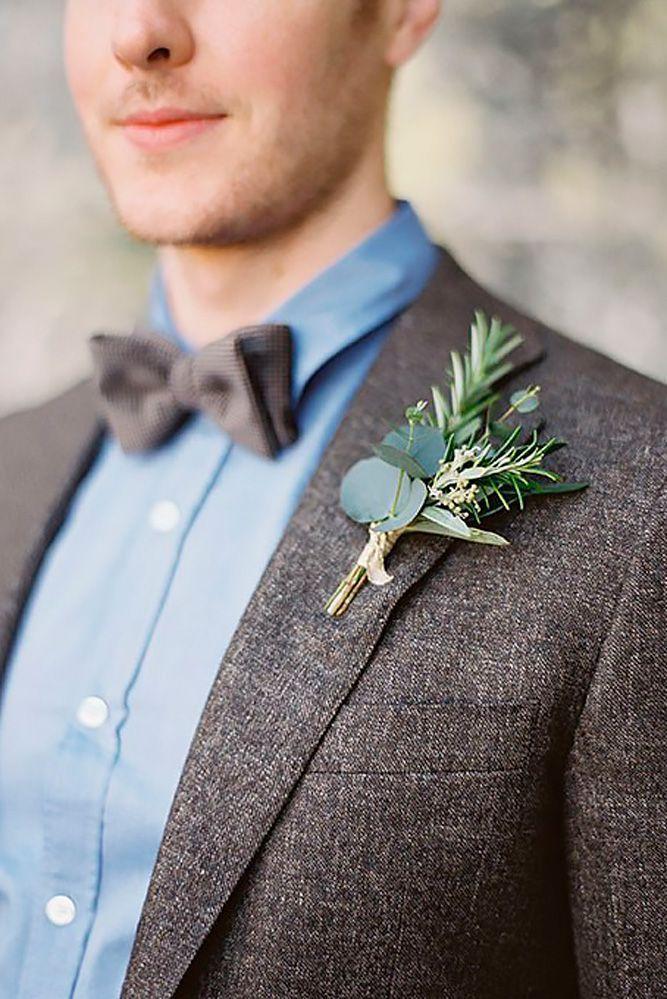 30 Die Beliebtesten Brautigam Anzuge Anzuge Beliebtesten Brautigam Brautigam Anzug Hochzeitsgestecke Brautigam Boutonniere Eukalyptus Hochzeit
