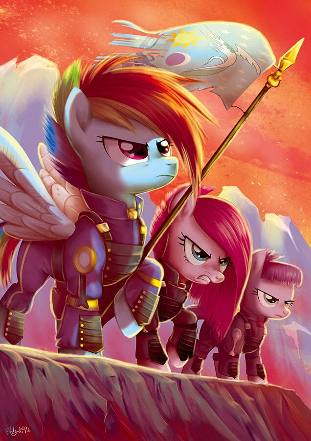 New contest!! Not my art! Draw you mlp OC in the war ageist King Sombra! What would they look like? Due the 23rd! Good luck!