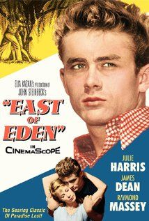 À l'Est d'Éden / East of Eden (1955) : James Dean, Raymond Massey, Julie Harris, Burl Ives, Richard Davalos, Jo Van Fleet