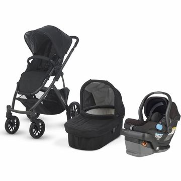 Uppababy Vista  Mesa Travel System - Black