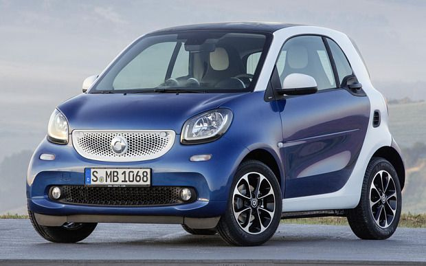 New Smart Car Prices Announced Telegraph New Smart Car Smart