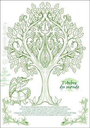 Assieds toi au pied d'un arbre et avec le temps tu verras l'Univers défiler devant toi. proverbe français * Voici comme promis 9 planches supplémentaires pour compléter ma série de coloriages didactiques sur les arbres; ces grands frères bienveillants...