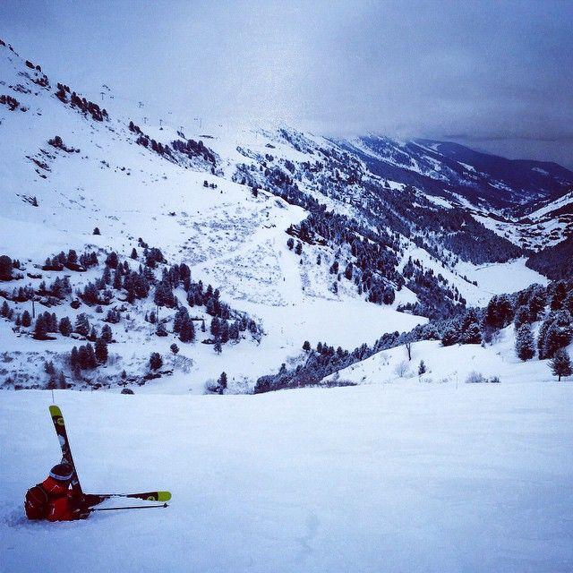Paques au ski : possible? Oui, à Val Thorens : enneigement optimal pour la plus haute station d'Europe!