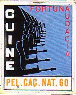 Pelotão de Caçadores Nativos 60 Guiné