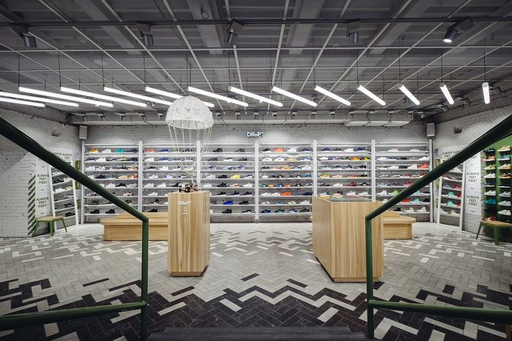 DRoP! Wants to Be Moscow's Best Sneaker Store