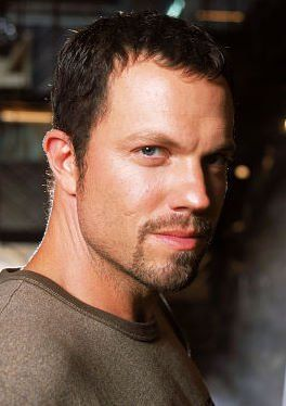 Adam Baldwin, voice of Kal'Reegar from Mass Effect 2.
