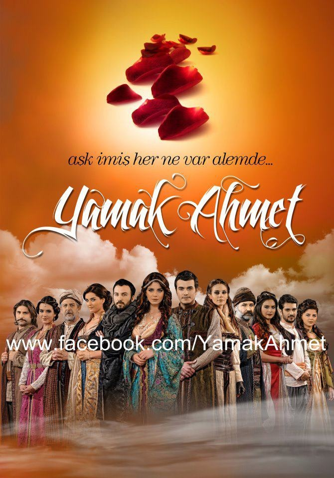 Yamak Ahmet . Apprentice of Chef of Ottoman Palace. A fairy tale about the love of Ahmet and Dilruba.
