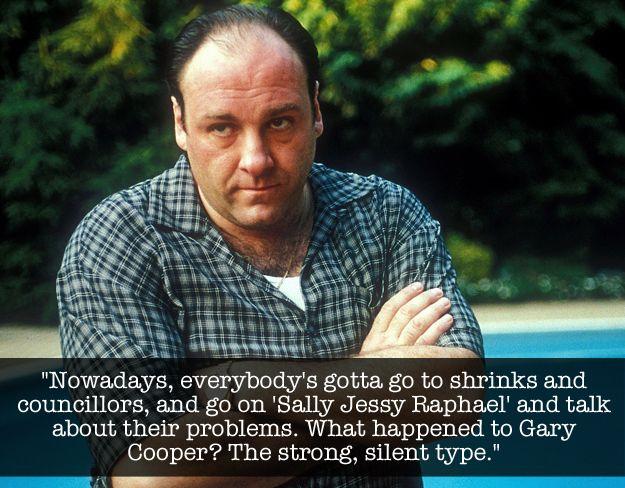 25+ Best Ideas About Tony Soprano On Pinterest