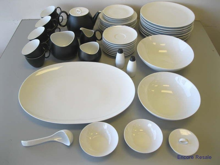 Details About 47 Pcs Rosenthal Continental China Raymond