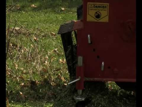 "The Chipper-Shredder attachment is capable of converting a wide range of vegetation into easily disposable bio-degradeable mulch making it the ideal machine for disposing of hedge prunings and branches etc.    The side chute will chip branches up to 9cm (3½"") diameter whilst the top chute will shred brushwood up to 2cm (1"") reducing it to recyclable mulch    Chipper-Shredder is suitable the BCS Two-Wheel Tractors, BCS Crusader Power Scythes, BCS Commander, Bank Commander, and CAMON…"