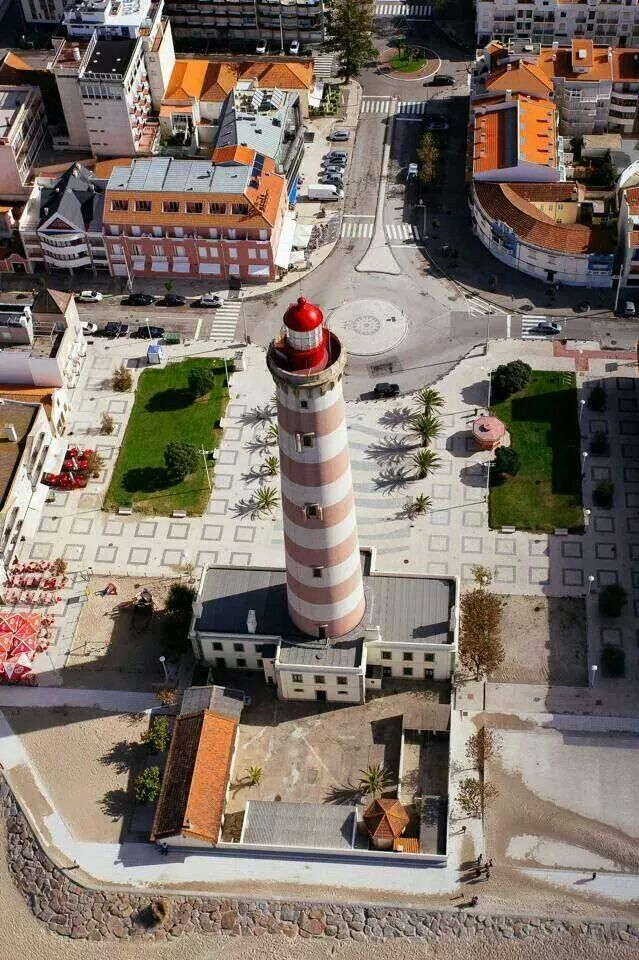 - Aveiro harbour and lighthouse #Portugal