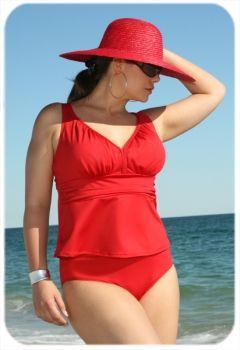 Swimwear for curvy girls